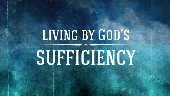 sufficient grace of God