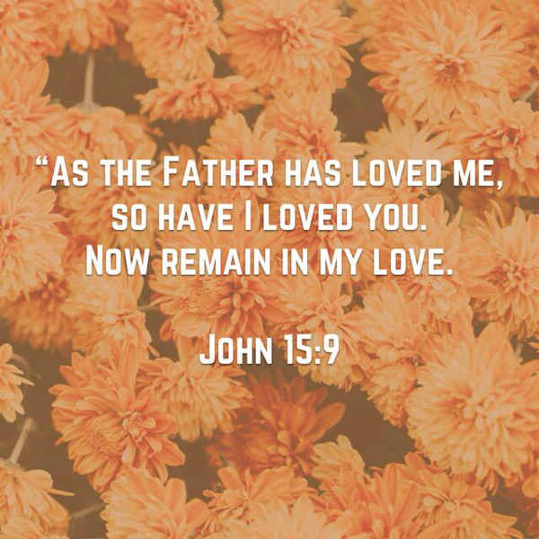 remain in my love