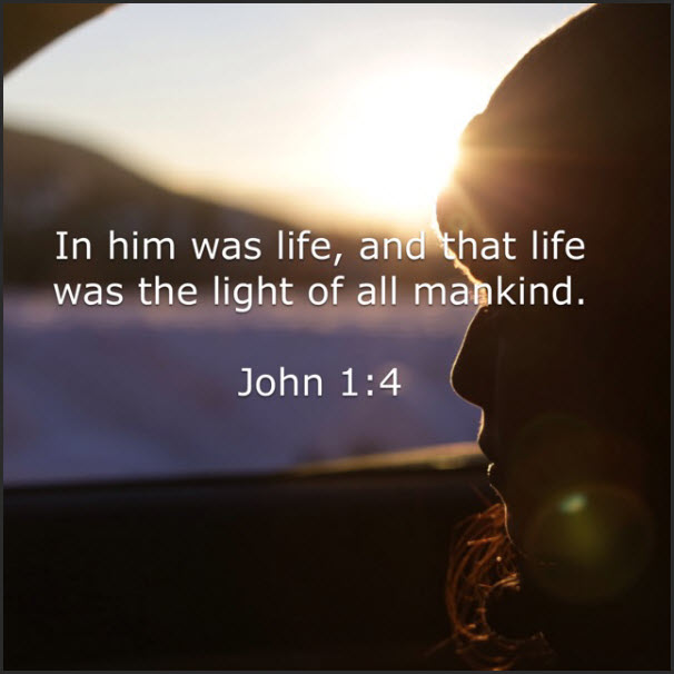 Jesus: The Life and Light of all Mankind | BibleHabit